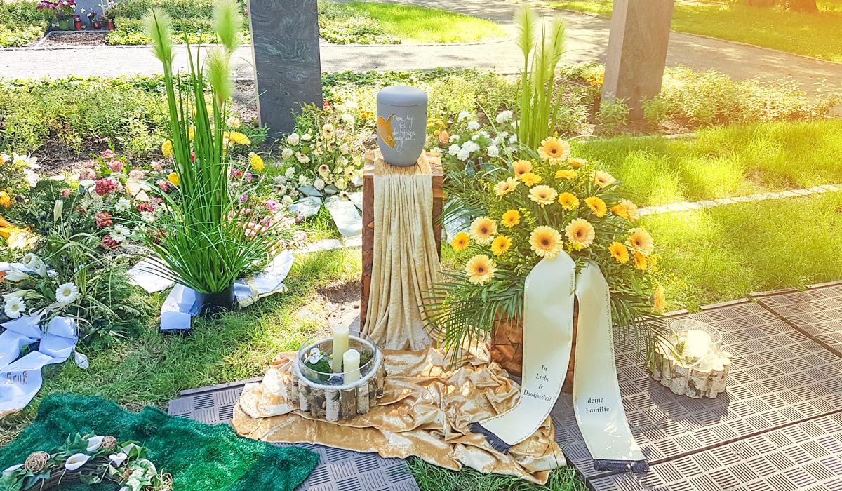 Bornkessel Bestattung Bestattungen Bestattungsinstitut Erfurt Stotternheim Gotha Gedenkrede