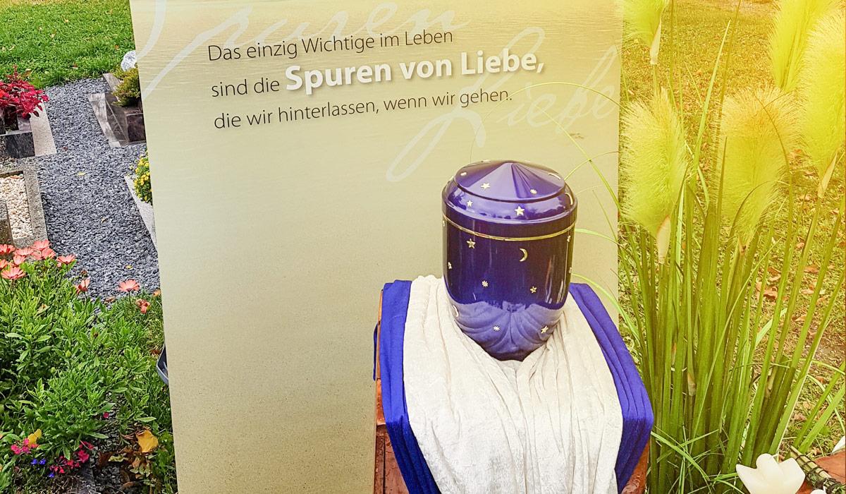 Bornkessel Bestattung Bestattungen Bestattungsinstitut Erfurt Stotternheim Gotha Trauermusik