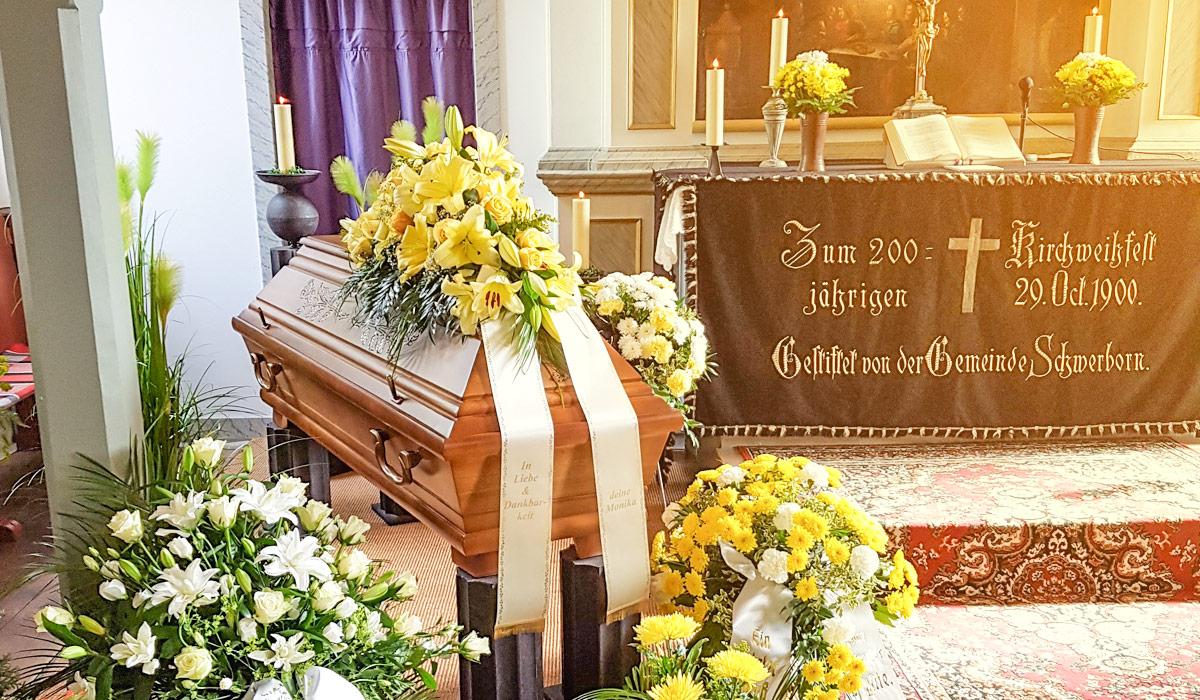 Bornkessel Bestattung Bestattungen Bestattungsunternehmen Erfurt Stotternheim Gotha Trauerredner
