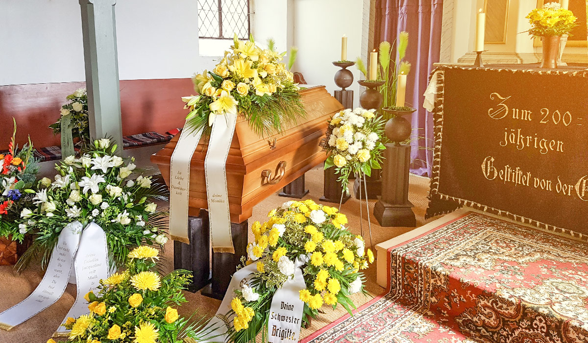 Bornkessel Bestattung Bestattungen Bestattungsinstitut Erfurt Stotternheim Gotha Vorsorge